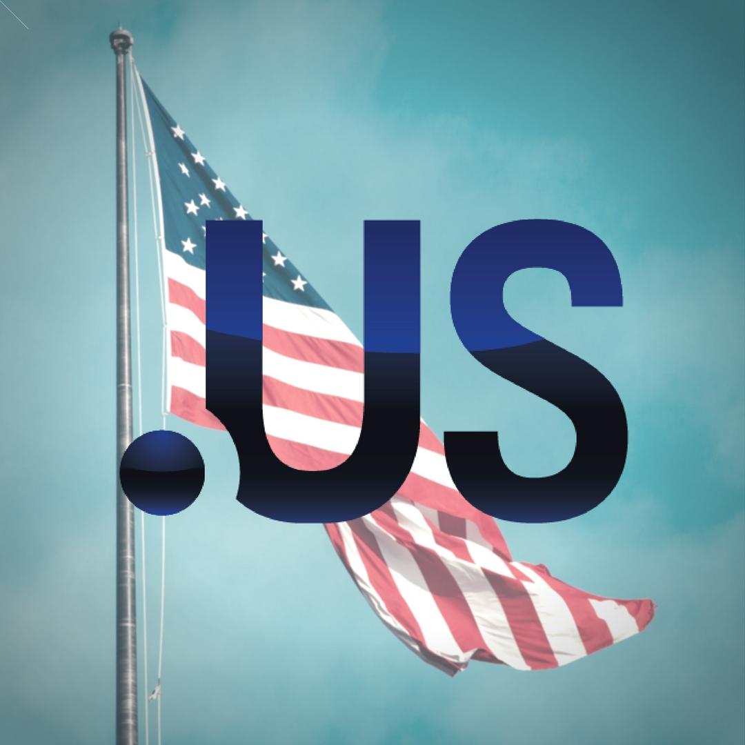 Домены US
