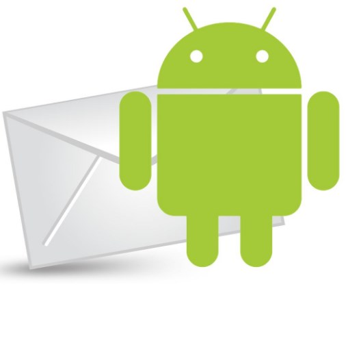 Androis email logo