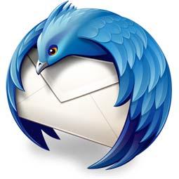 Логотип Mozilla Thunderbird